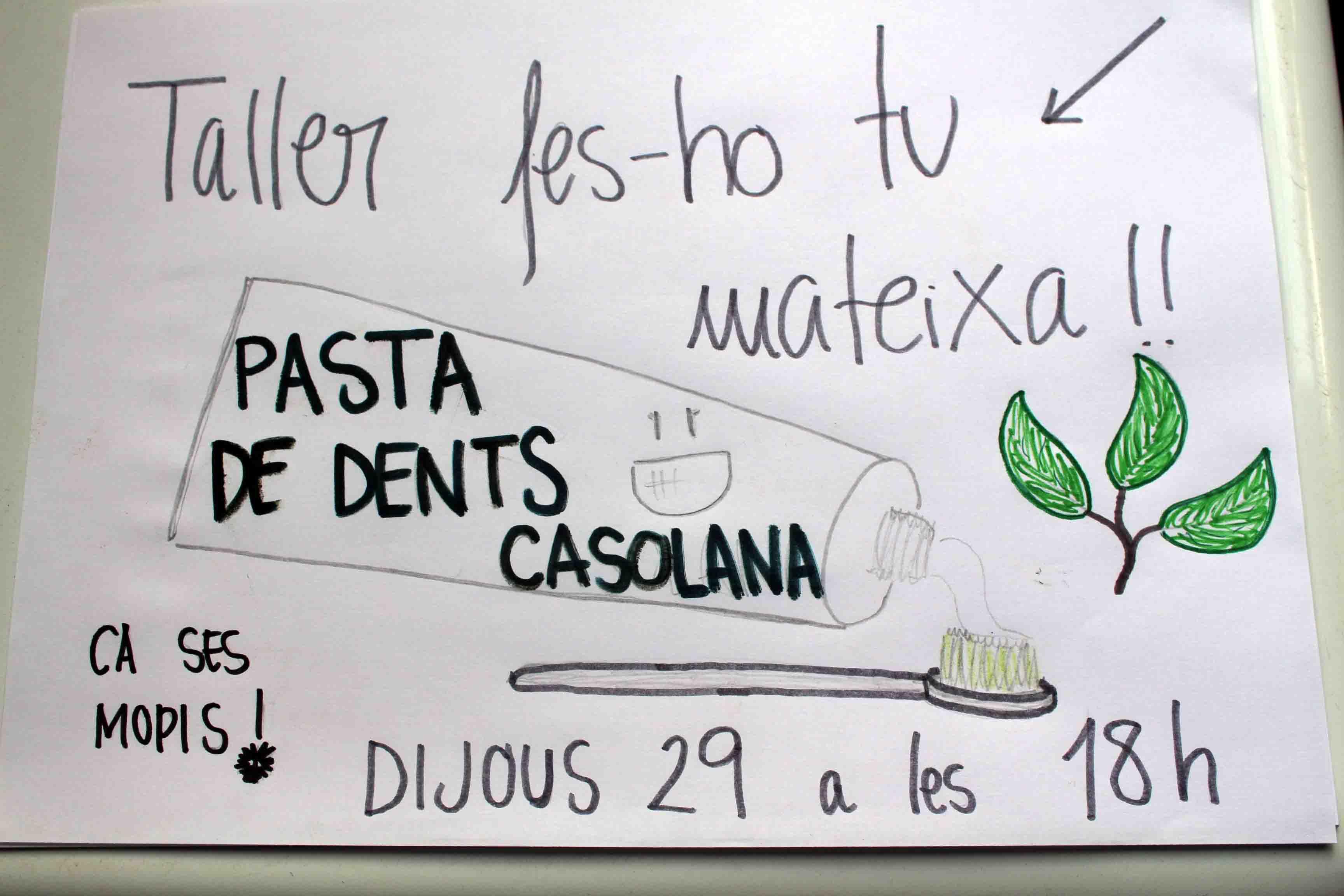Pasta de dents =D